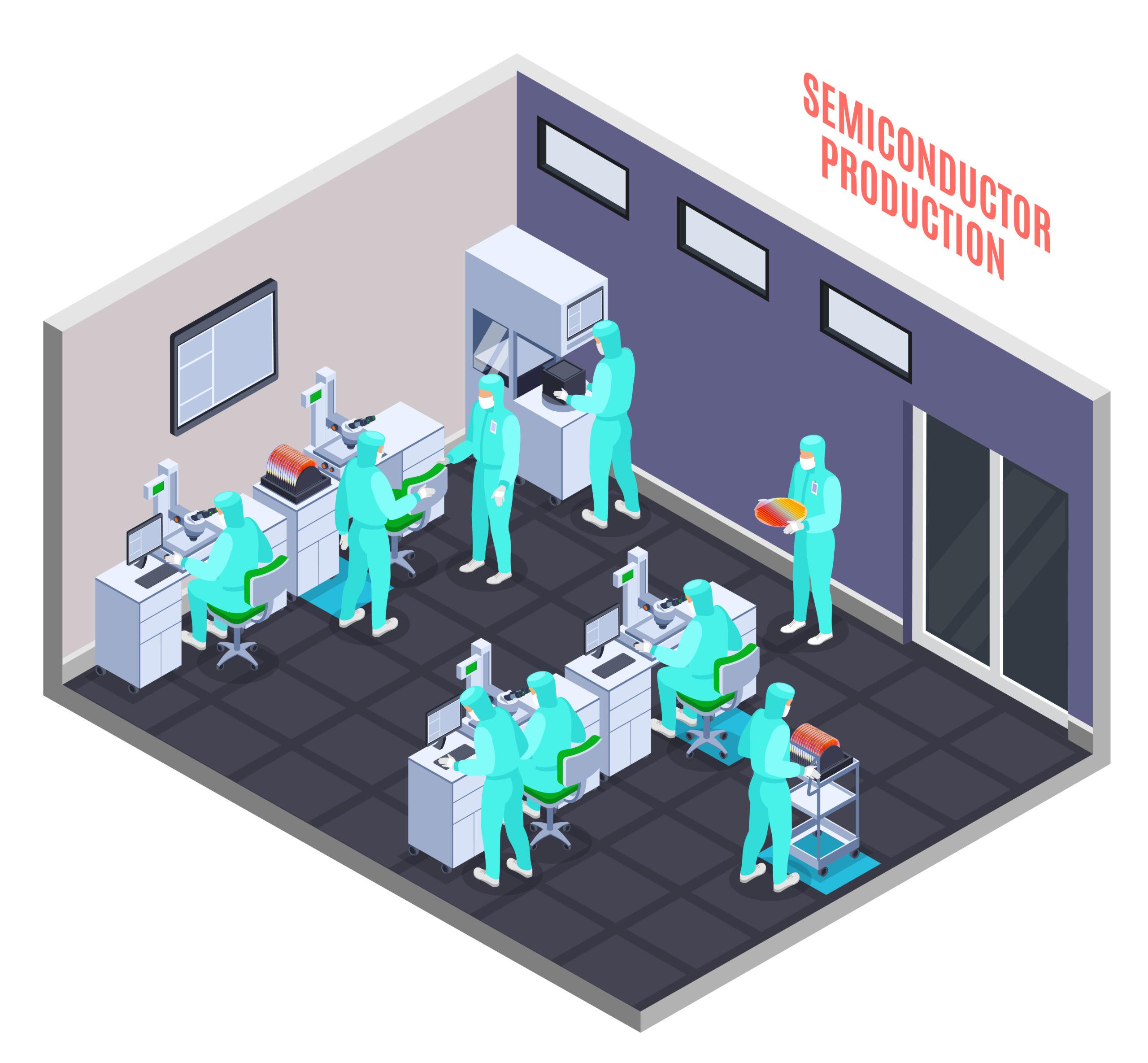 セミコンダクター生産