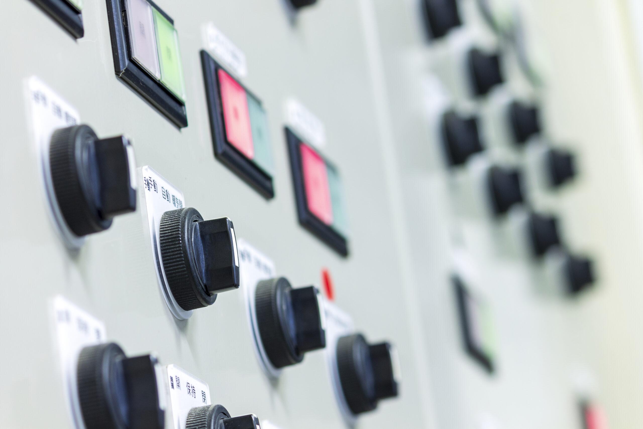 スイッチ 制御 ポンプ